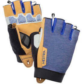 Hestra Bike Guard Short 5 Finger Gloves Navy